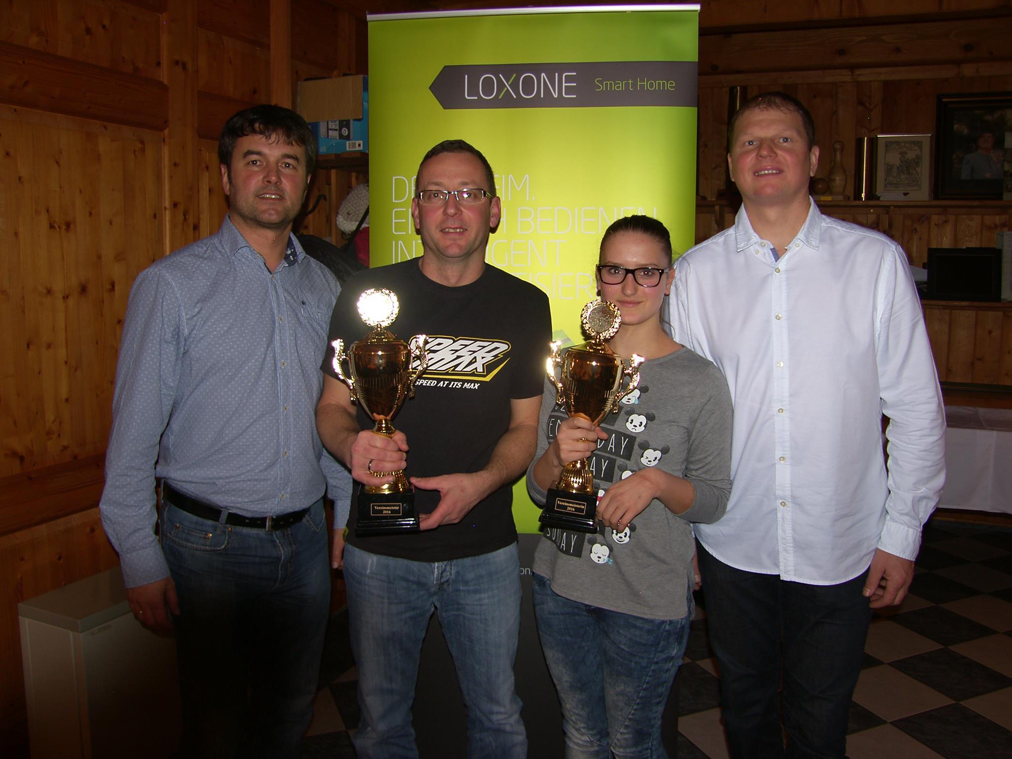 Neue Siegergesichter bei der Ski-Vereinsmeisterschaft