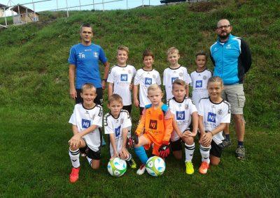 2018-09-08 u8 u9 Turnier Kollerschlag 1