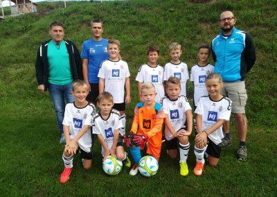 2018-09-08 u8 u9 Turnier Kollerschlag 2
