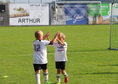 2018-09-08 u8 u9 Turnier Kollerschlag 4