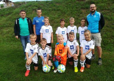 2018-09-08 u8 u9 Turnier Kollerschlag