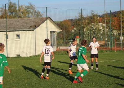 2018-10-12 U13 Koll - Sarleinsbach_1037