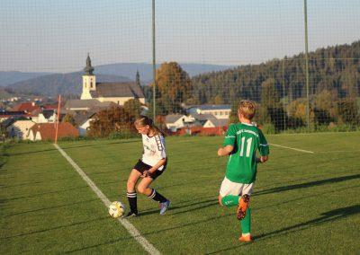 2018-10-12 U13 Koll - Sarleinsbach_1091