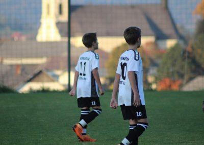 2018-10-12 U13 Koll - Sarleinsbach_1158