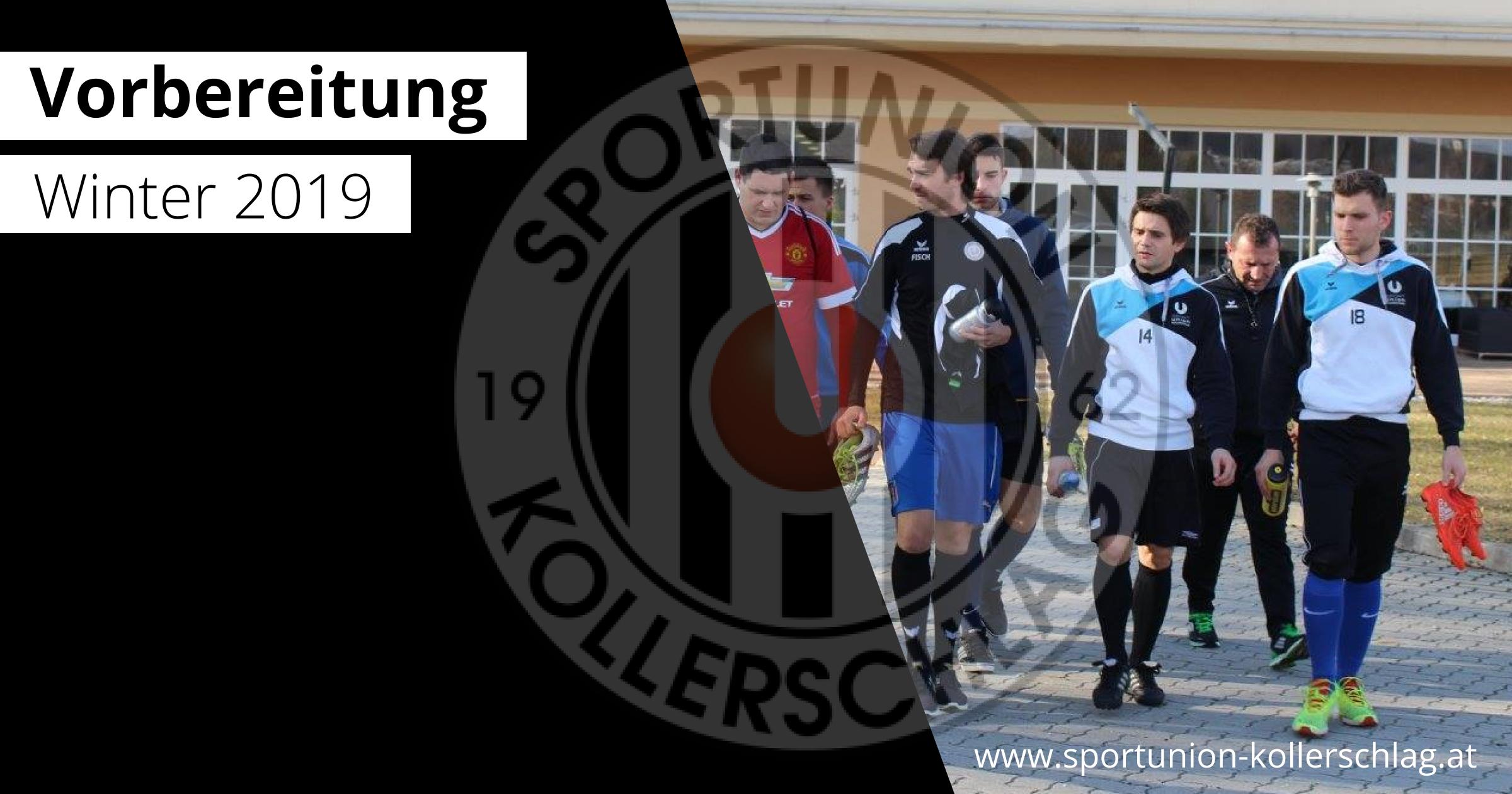 Am 28. Jänner beginnt für unsere Fußballer die Saison-Vorbereitung