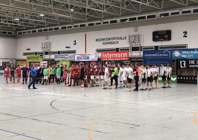 Hallencup 2018 Kampfmannschaft 1