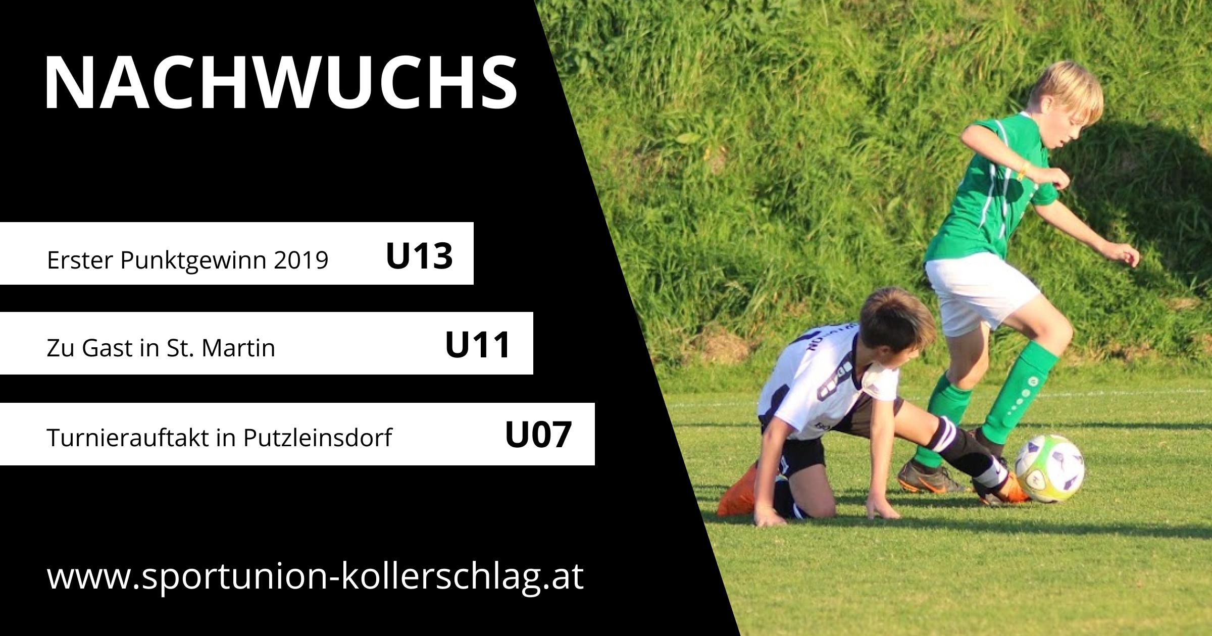 Die U13 holt den ersten Punkt in der Oberliga