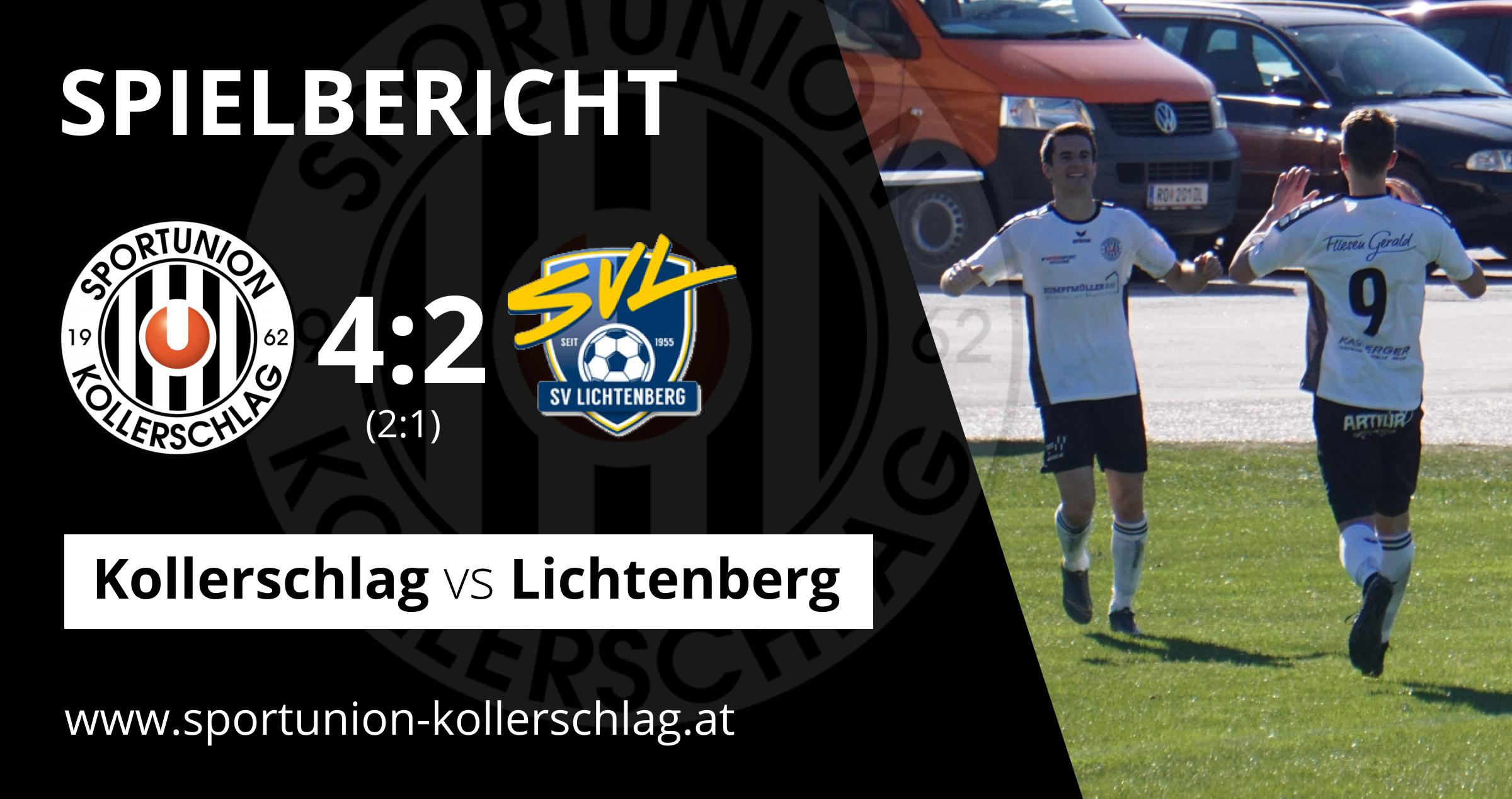 Schwere Verletzung überschattet Sieg gegen Lichtenberg!