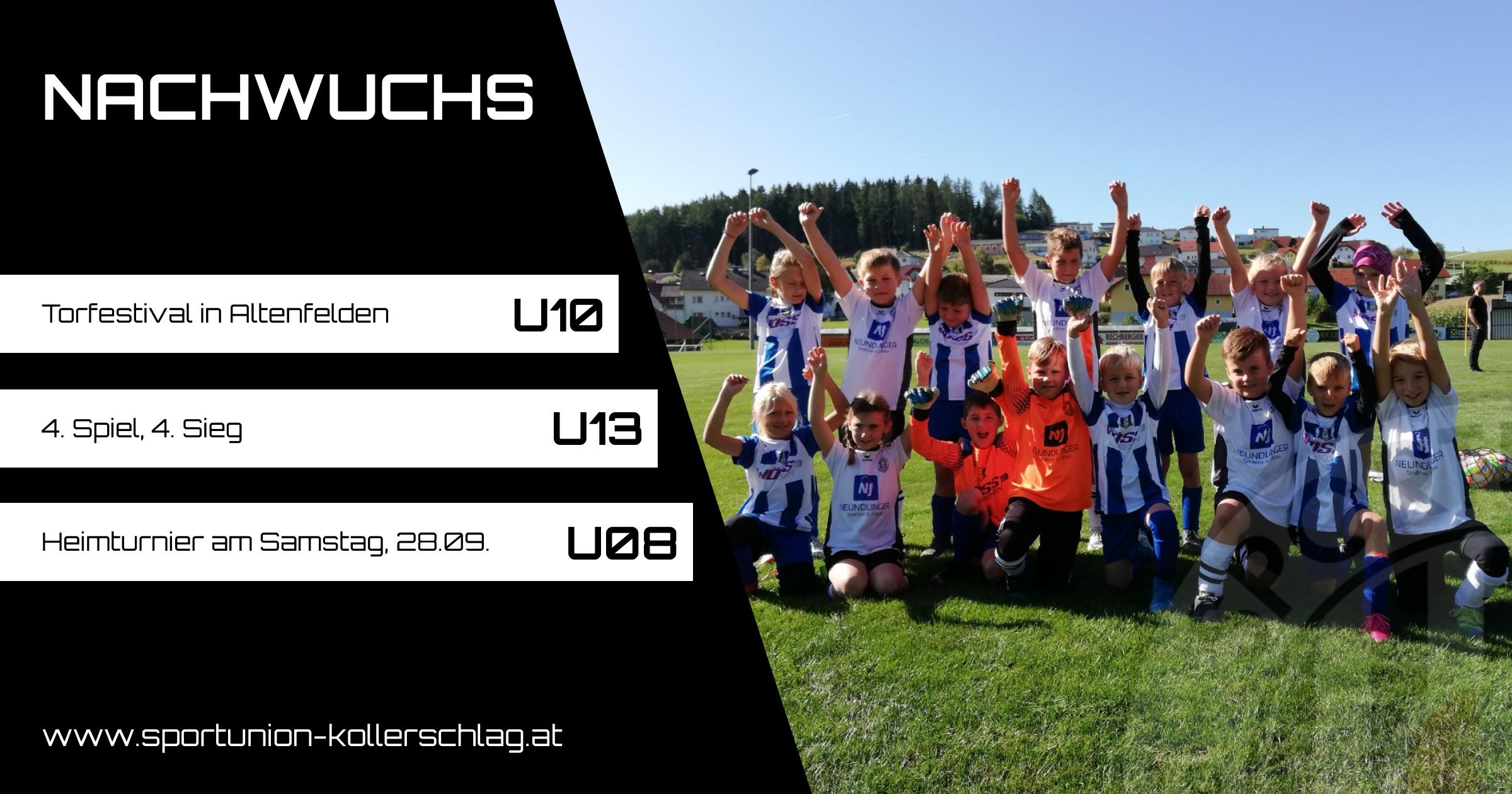 In der Regionsliga angekommen! 2. Sieg in Folge für unsere U14 Mannschaft