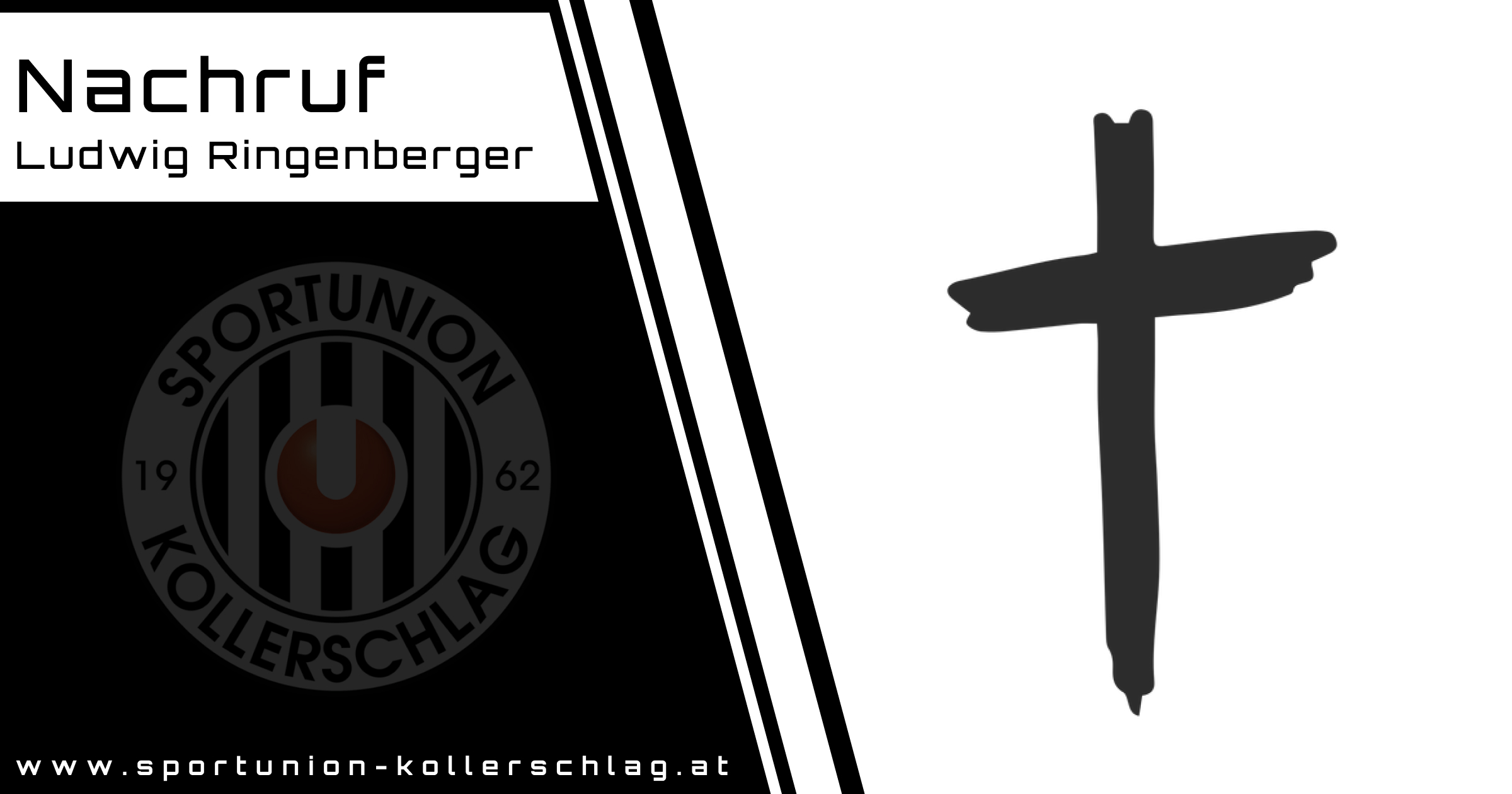 Gründungsobmann Ludwig Ringenberger verstorben